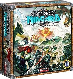 Grey Fox Games Champions of Midgard Board Game (B014TKCZ4K) | Amazon price tracker / tracking, Amazon price history charts, Amazon price watches, Amazon price drop alerts