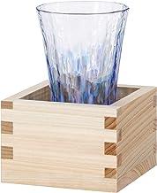 Tsugaru Bidoro Japanese Sake Glass Made in Japan (Katakuri)