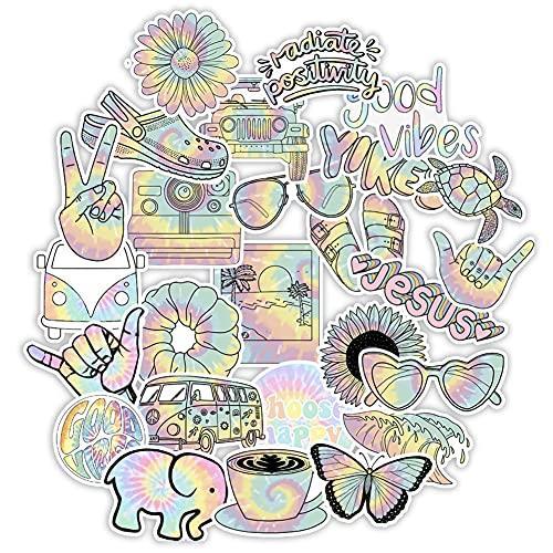 TAFLY Pegatinas con diseño de animales y flores, para diario, fotos, teléfono, álbum de recortes, 50 hojas