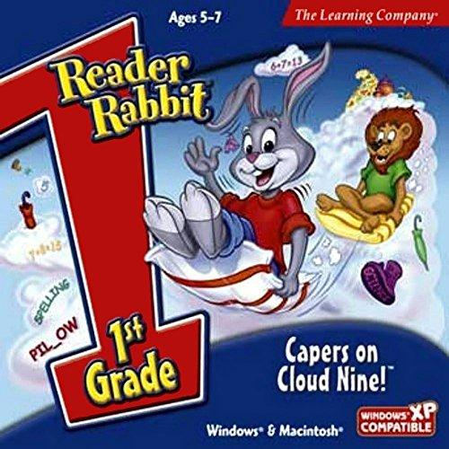 Reader Rabbit 1st Grade Capers On Cloud Nine  [OLD VERSION]