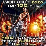 Saturn Run Return, Pt. 9 (145 BPM Fast Exercise Burn DJ Mixed)
