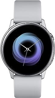 """Samsung Galaxy Watch Active – Smartwatch (1,1"""",40mm, Tizen, 768 MB de RAM, Memoria Interna de 4 GB), Color plata – Versión..."""