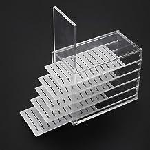 Pestañas Caja de Almacenamiento Caja de acrílico 5 Capas