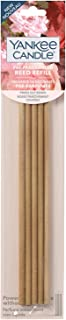 Yankee Candle Pre-Fragranced Reed Diffuser Refills, Fresh Cut Roses, 5 Count