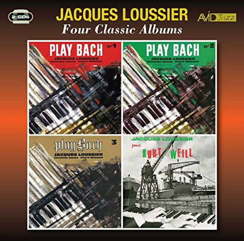Play Bach 1-3/Joue Kurt Weill