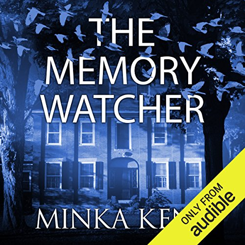 The Memory Watcher audiobook cover art