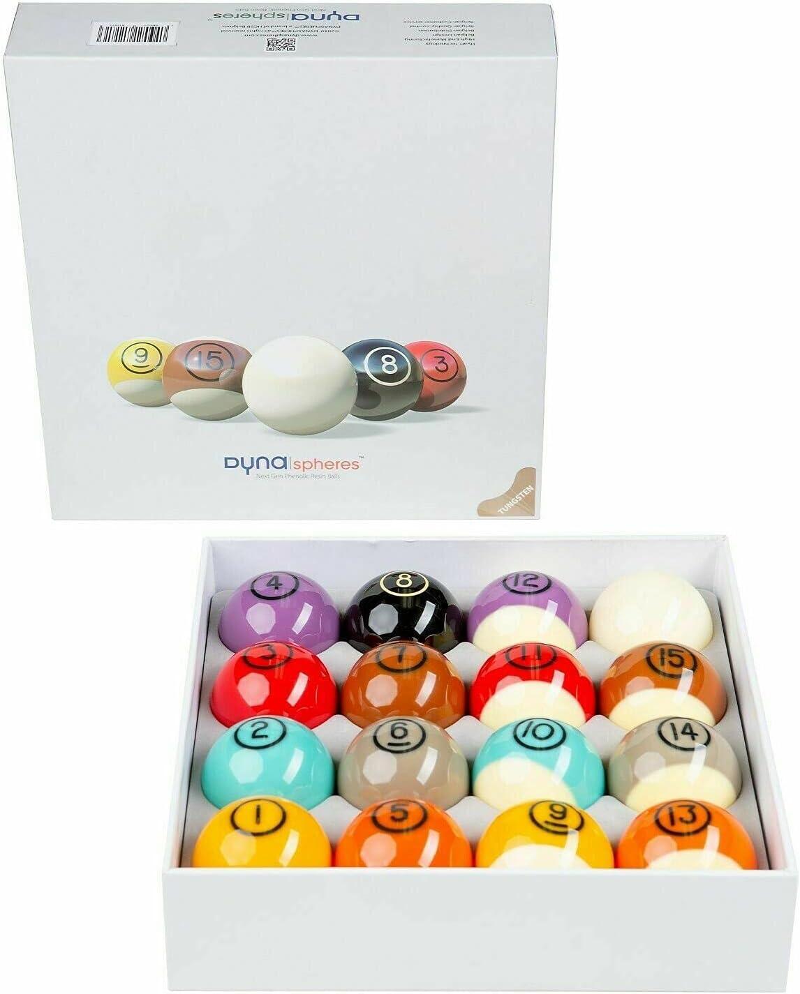 Low price Uncommon Tungsten 2-1 4 in. Belgian Billiards Pool Free Shipping New • Balls Regin