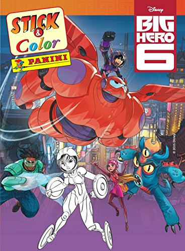 Big Hero 6. Stick & Color
