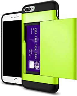 Shockproof Wallet Credit Card Pocket Holder Case Cover for iPhone X 8 7 6s Plus iPhone 6 Plus / 6s Plus