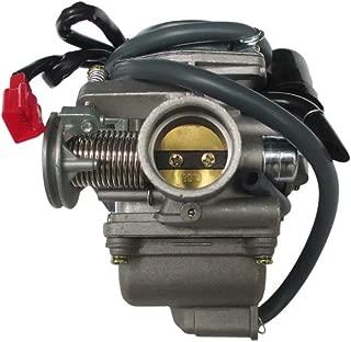 New 26mm Carburetor & Intake Mninfold Fits for Hensim GY6 150cc 150 ATV QUAD Four Wheeler