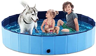 Jasonwell Foldable Dog Pet Bath Pool Collapsible Dog Pet...