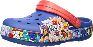 Crocs Kids Paw Patrol Clog|Slip on Water Shoe for Toddlers