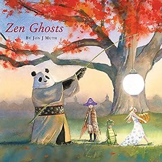 Zen Ghosts audiobook cover art