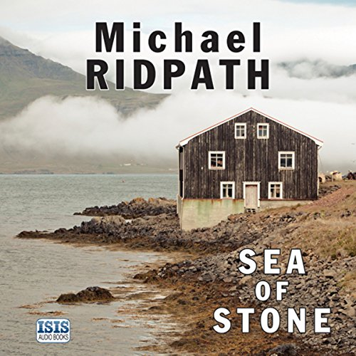 Sea of Stone audiobook cover art