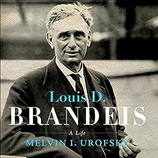 Louis D. Brandeis cover art