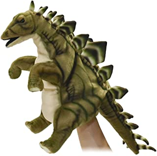 "Hansa - Stegosaurus Puppet, 16"""