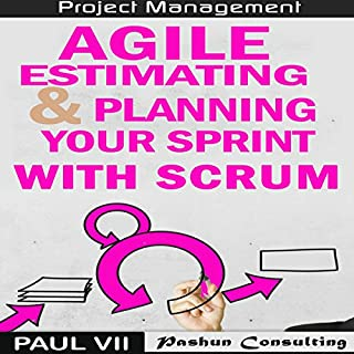 Agile Estimating & Planning Your Sprint with Scrum cover art
