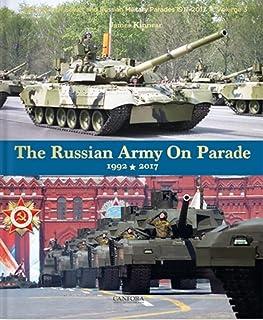 カンフォラパブリッシング 赤軍パレード Vol.3 1992-2017 ロシア連邦軍パレード 写真資料集 TRA3