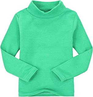 CuteOn Niños para niños | Cuello Alto | De Manga Larga | algodón | De Camisetas, Tops, tee Shirt