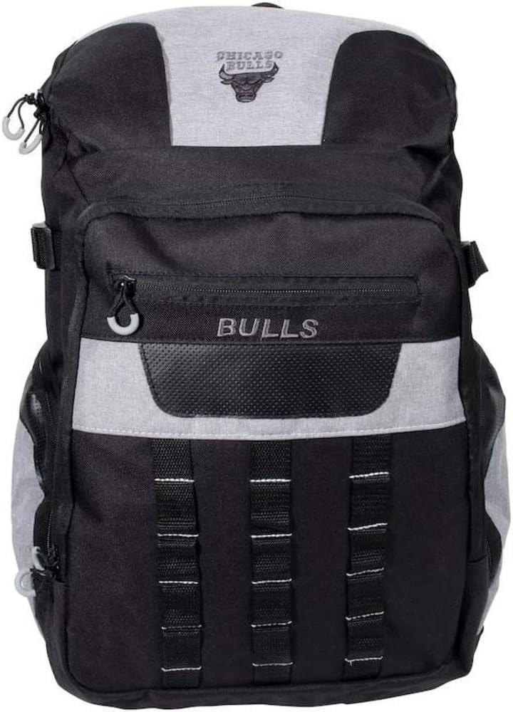 Limited time sale Manufacturer direct delivery NBA Chicago Bulls Backpack 18.5