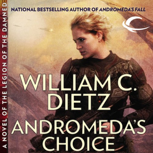 Andromeda's Choice audiobook cover art