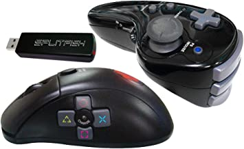 Dual SFX Frag Pro - Wireless for PS3 & PC V3.4