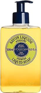 L'Occitane Shea Butter Liquid Soap, Verbena, 500ml