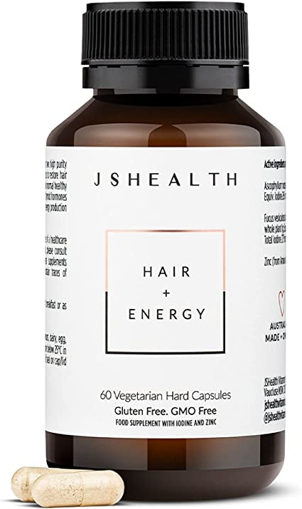 Results growth zinc hair Zinc for