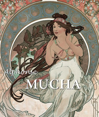 Alphonse Mucha (Best of...) (English Edition)