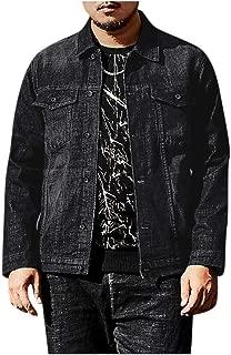 Fashion Winter Jacket Motorcycle Slim Hole Jeans Jacket Tops Plus Size