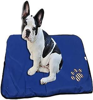 Cuccia per Cani Ortopedica Soffice E Morbida JOEYFAYE Cuccia per Cani in Cotone E Lino Impermeabile E Traspirante per Cani Piccola E Grande Taglia Cuccia da Interno S Marrone