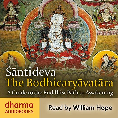 The Bodhicaryavatara cover art