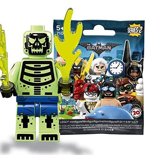 レゴ(LEGO) ミニフィギュア ザ レゴ バットマンムービー シリーズ2 ドクター フォスフォラス 71020-18