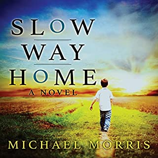 Slow Way Home audiobook cover art
