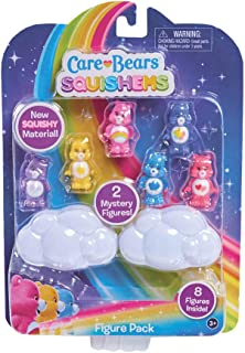 Care Bears Squishems Figure Pack