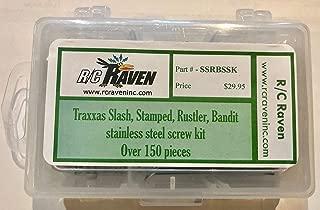 traxxas slash screws