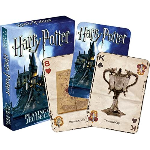Aquarius Juego de Cartas de Harry Potter: Artist Not ...
