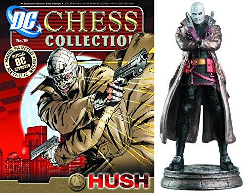 dc comics Chess Figurine Collection Nº 19 Hush