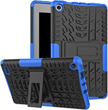 Boskin Amazon fire 7 case 2017 Release 7th Generation,Kickstand Impact Resistant Heavy Duty case for Kindle fire 7 inch 20...