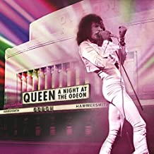 A Night at the Odeon - UK Release