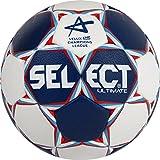 SELECT Ultimate CL Ballon de Handball 3 Bleu/Blanc/Rouge