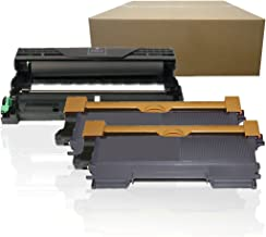 Inktoneram Compatible Toner Cartridges & Drum Replacement for Brother TN450 TN420 DR420 DR-420 TN-450 TN-420 MFC-7360N MFC-7460DN MFC-7860DW DCP-7060D DCP-7065DN HL-2220 HL-2230 HL-2240 (DR,2-TN,3PK)