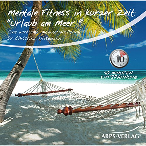Urlaub am Meer audiobook cover art