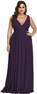 Best sleeveless v-neck semi-formal maxi dress Reviews