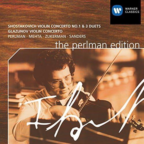 Itzhak Perlman/Israel Philharmonic Orchestra/Zubin Mehta/Pinchas Zukerman