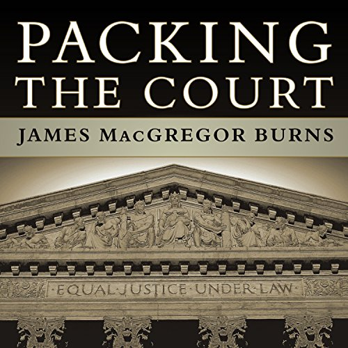 Packing the Court audiobook cover art