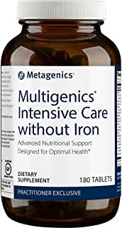 Metagenics Multigenics® Intensive Care – Advanced Nutritional Support Designed for Optimal Health* – 30 servings