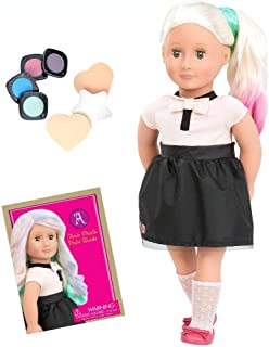 Our Generation Amya-Doll with Chalk Deco Hair 18