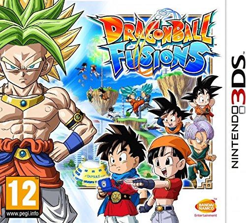 Dragon Ball Fusions...