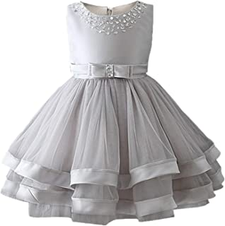 Surprise S Baby Girls Party Dress Elegant Girl Evening Dress for Wedding Birthday Kids Dresses Girls
